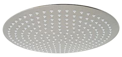 ALFI brand RAIN16R 16-Inch Solid Round Ultra Thin Rain Shower Head