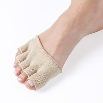 Gel Lined Toe Socks