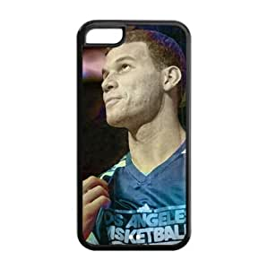 Fashionable Designed iPhone 5C TPU Case with LA Clippers Blake Griffin Image-by Allthingsbasketball