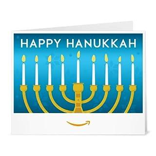 Amazon Gift Card - Print - Hanukkah Menorah (B07K9CMX9D)   Amazon price tracker / tracking, Amazon price history charts, Amazon price watches, Amazon price drop alerts