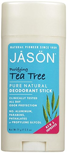 Jason Tea Tree Deodorant (Jason Purifying Tea Tree Deodorant Stick - 2.5 oz)