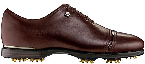 FootJoy Icon Black Golf Shoes Brown 9 Medium- Closeout 52...