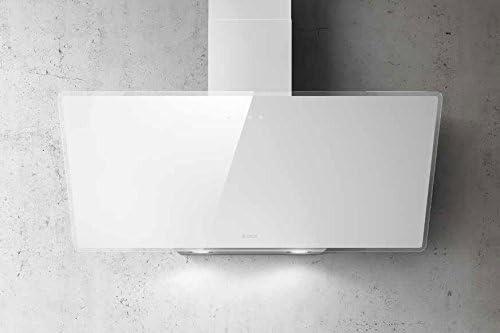 Elica Shire WH/A/90 De pared Blanco B - Campana (Canalizado, B, A, E, 60 dB, 55 cm): Amazon.es: Grandes electrodomésticos