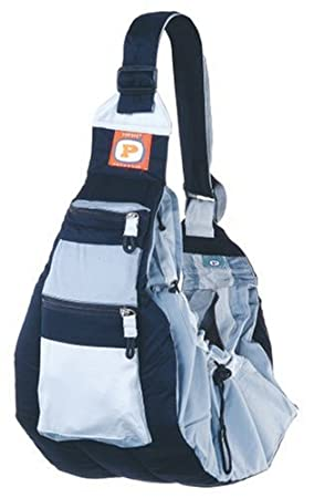 640794a3d3d Image Unavailable. Image not available for. Colour  Premaxx Baby- Bag Sling  Grey