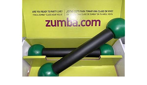 Zumba Fitnes 1Lb Mancuernas en Caja: Amazon.es: Deportes y aire libre