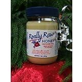 Really Raw Honey Honey Raw Unheated Unstrained 16 OZ (Pack of 3)