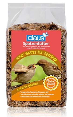 Claus – Alimento para gorriones (700 g)