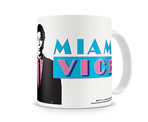 Officially Licensed Miami Vice Coffee Mug