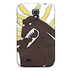 Durable Case For The Galaxy S4- Eco-friendly Retail Packaging(derbybear)