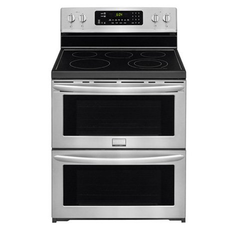 freestanding double oven - 1