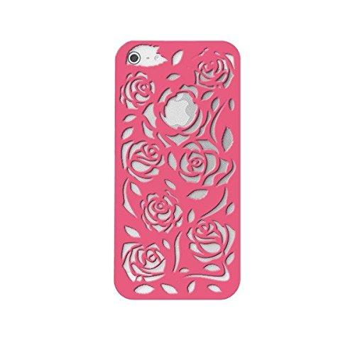Katinkas KATIP51104 Hard Cover für Apple iPhone 5 Eden pink
