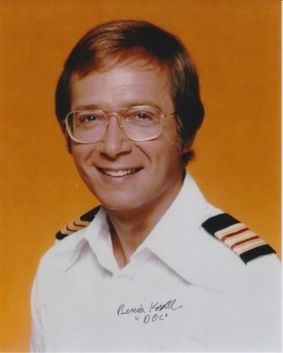 BERNIE KOPELL signed autographed THE LOVE BOAT DR. ADAM DOC BRICKER photo (Love Boat Doctor)