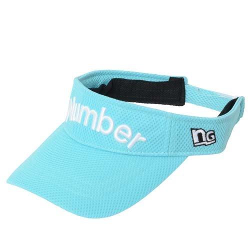 (ナンバー) Number ナンバーゴルフバイザー サックス
