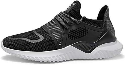 HDWY Zapatillas De Calle Características De Los Hombres Adolescentes Running Zapatos Casual Al Aire Libre Amortiguar ...