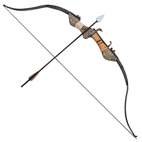 Green Cosplay Bow and Arrow