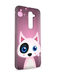 Case Fun Case Fun Bull Terrier by DevilleART Snap-on Hard Back Case Cover for LG G2 by icecream design