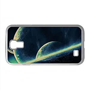 Close Planets Watercolor style Cover Samsung Galaxy S4 I9500 Case