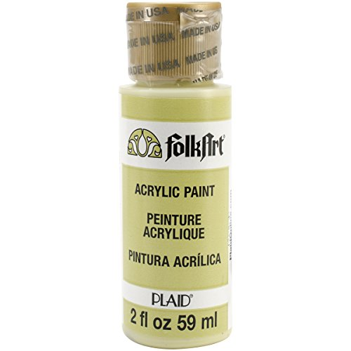 FolkArt Acrylic Paint in Assorted Colors (2 oz), 2490, - Sawgrass Com