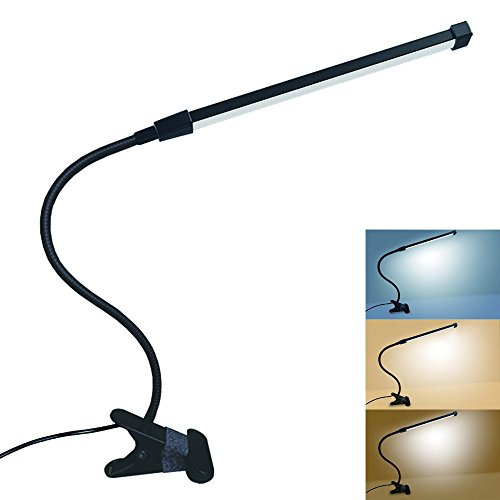 Led Reading Light With Clamp