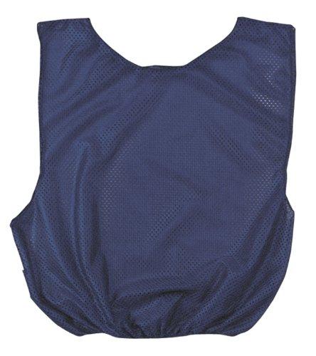 (Markwort Adult Poly Scrimmage Vests (Pack of 6), Navy)