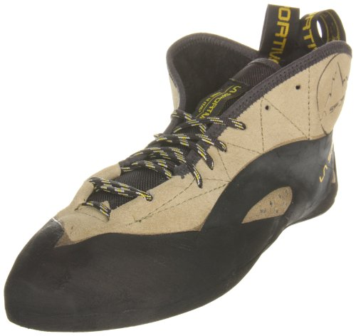 La Sportiva Men's TC Pro Climbing Shoe,Sage,42.5 (US Men's 9.5) D US