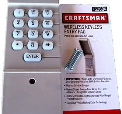 Craftsman Garage Door Opener Motor Control Error Code 1 5
