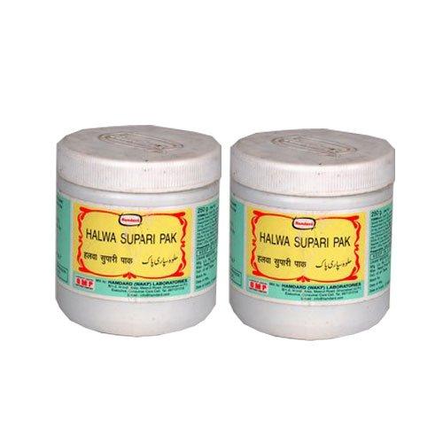 2 x Hamdard Halwa Supari Pak (250 grams) Homeopathic Medicine