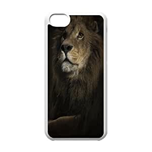 IPhone 5C Cases Lion King, Vety, [White]