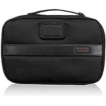 Tumi Alpha 2 Split Travel Kit, Black, One Size