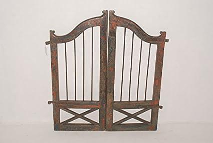 Delicieux Vintage Wood Garden Gate