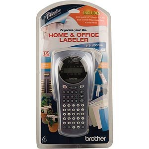 Brother PT-1000 Handheld Labeler by P-Touch