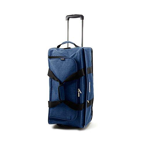 [アウトドアプロダクツ] OUTDOOR PRODUCTS キャリーバッグ スーツケース 機内持ち込み 5~6泊 ボストンバッグ ショルダーバッグ 斜めがけ 62L 62401 B07214GW7Y 60/NAVY 60/NAVY