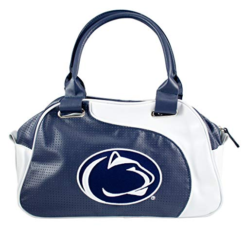 NCAA Penn State Nittany Lions Perf-ect Bowler Bag - Penn State Nittany Lions Handbag