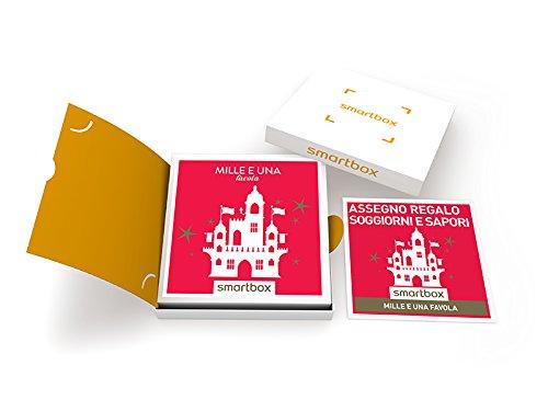 Smartbox cofanetto regalo mille e una favola soggiorni