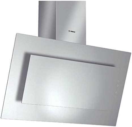 Bosch DWK09M750 - Campana (Canalizado/Recirculación, 760 m³/h, Montado en pared, Halógeno, 670 Lux, Metal) Acero inoxidable: Amazon.es: Hogar