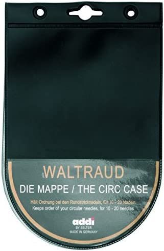 Addi 600/0/Waltraud Needle Wallet Folder