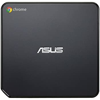 ASUS CHROMEBOX-M075U Desktop Bundle  with Wireless Keyboard and Mouse (Discontinued by Manufacturer)