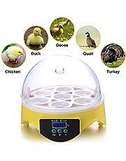 Currens Egg Incubator New Digital Mini Hatching Chicken Quail Turkey Egg Hatcher