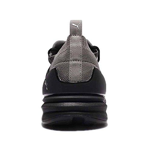 Puma - Zapatillas de nailon para hombre negro negro Puma Black-QUIET SHADE-Puma Black