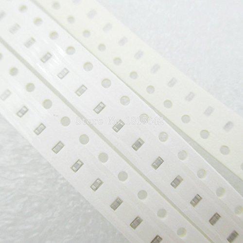 Value.Trade.Inc - 300pcs/lot 10PF Error 10% 50V 100 10pf 0603 SMD Thick Film Chip Multilayer Ceramic Capacitor