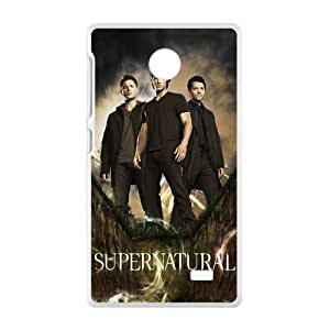 Supernatural handsome men Cell Phone Case for Nokia Lumia X