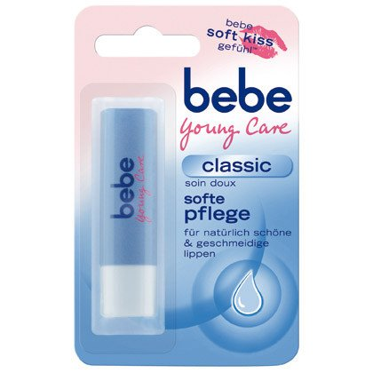 bebe Young Care Lip Balm - Classic -Pack of - Care Young Bebe