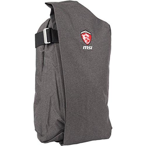 MSI Gaming Laptop Gift Sets - Backpack, neck pillow + mini dragon set