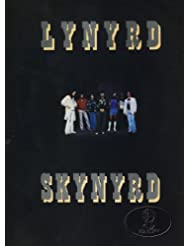 Lynyrd Skynyrd 1977 Survivors Tour Concert Program Book Programme