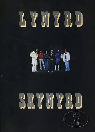 Lynyrd Skynyrd 1977 Survivors Tour Concert Program Book Programme
