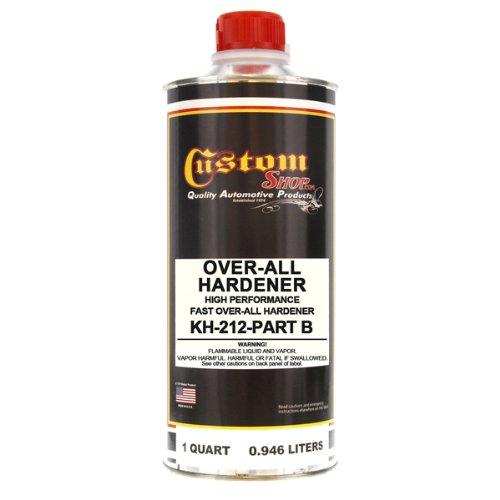 Custom Shop Over-All Hardener - Part B High Perf Over-All Hardener Quart