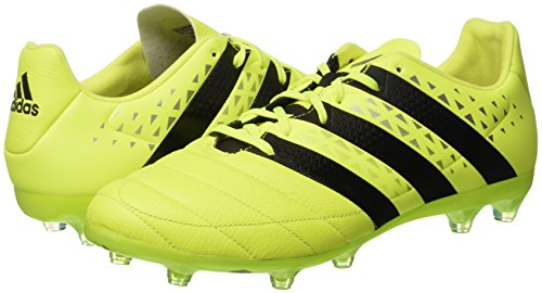 Homme Negbas Leather 2 Plamet Fg De Chaussures Adidas Ace amasol Jaune Amarillo Football 16 nxZ887