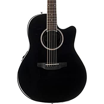 Amazon.com: Ovation AB24-5 Acoustic-Electric Guitar, Applause ...