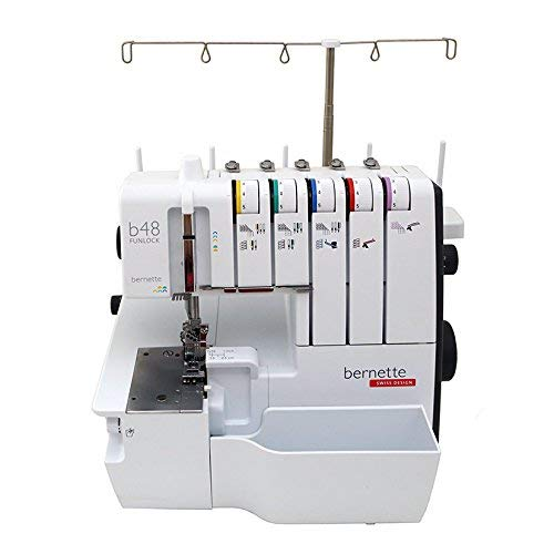 Bernette b48 Funlock Serger Coverstitch Machine (Renewed)