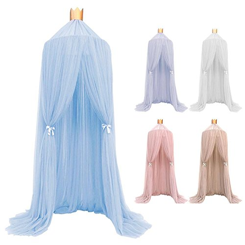 Fovolat - Bed Tents - Bed Canopy - Mosquito Net for Baby, Kids, Girls Or Adults 1set